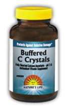 Picture of Buffered C Crystals
