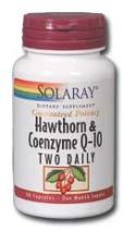 Picture of Hawthorn & Coenzyme Q-10 Two Daily