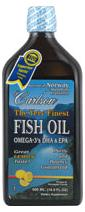 Picture of Fish Oil Omega 3 lemon flavor