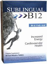Picture of Sublingual B-12
