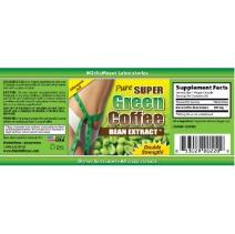 Picture of Super Green Coffee Bean Extract (pure)